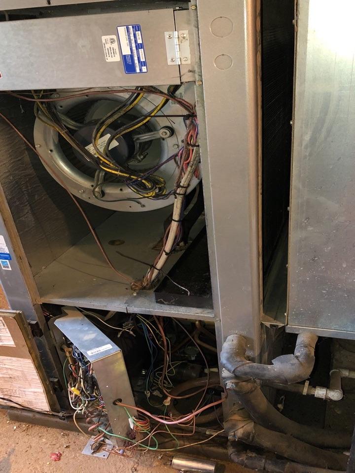 Water furnace geo diagnostic