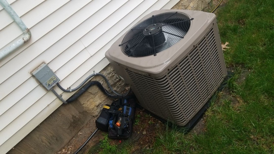 Englewood, OH - Tune up on York Ac