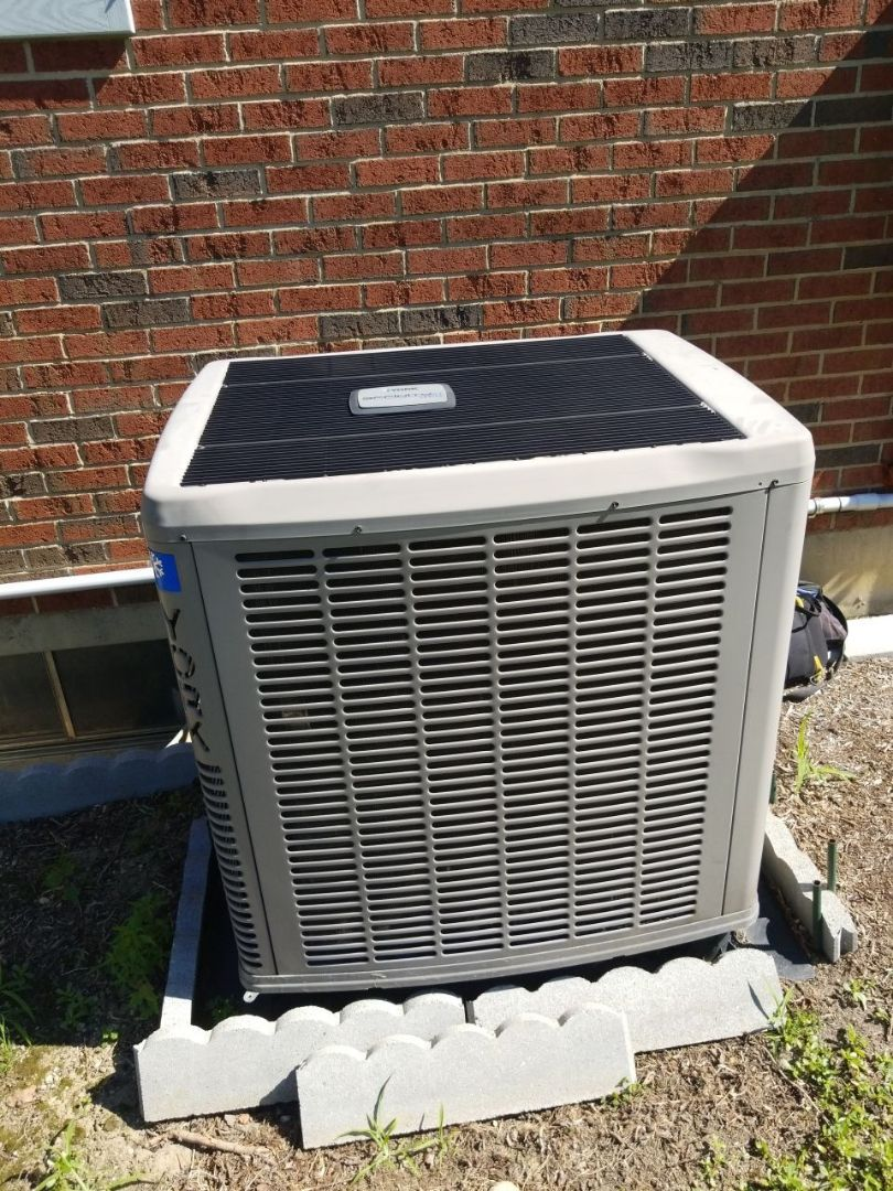 STU on heat pump