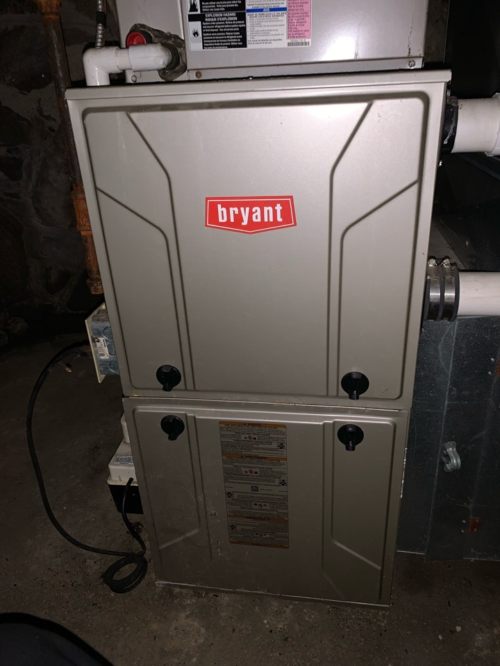Performed fountain of youth service on Bryant heatpump Ac side.