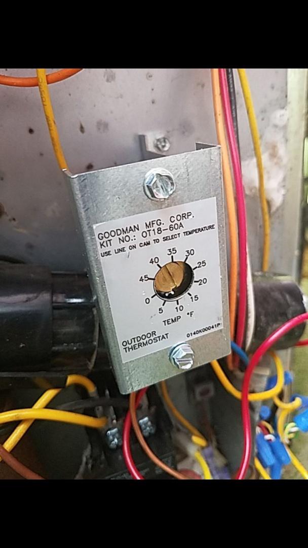 Repair on payne heatpump