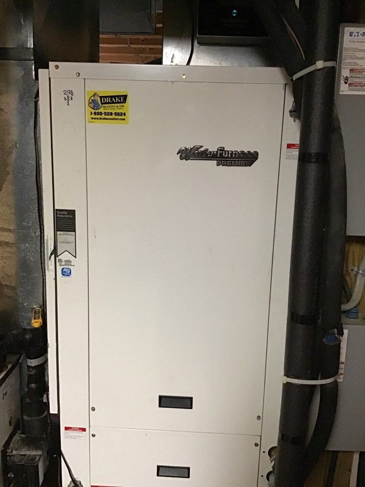 Lewisburg, OH - Water furnace geo cooling FOY and upgrades