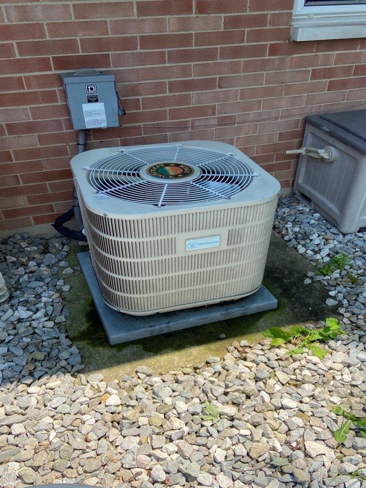 Englewood, OH - Westinghouse ac repair