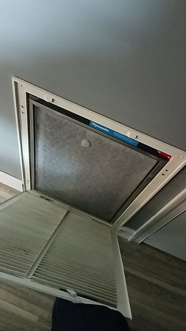 West Alexandria, OH - Installed dynamic air filter