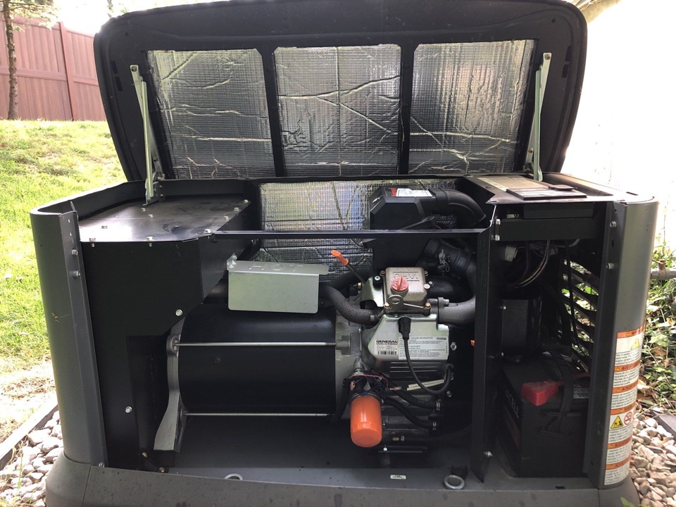 Middletown, OH - Generac generator and bard geo FOY