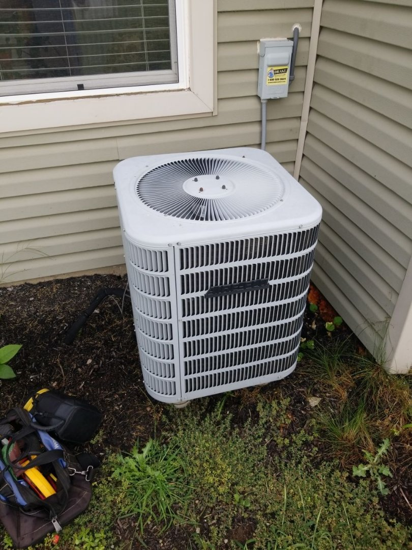 West Alexandria, OH - Tune up o  Aire Heat pump