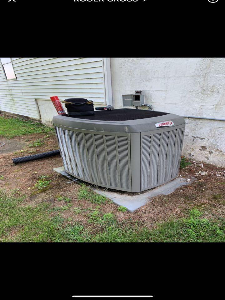 Eaton, OH - Lennox heat pump tune up