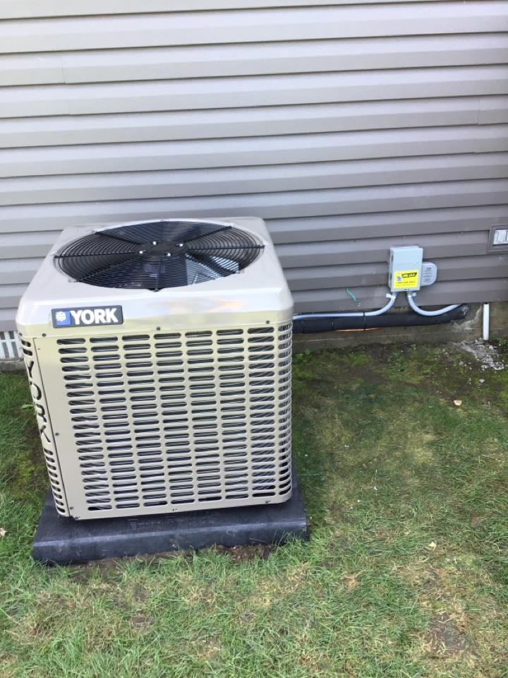 Replaced ac