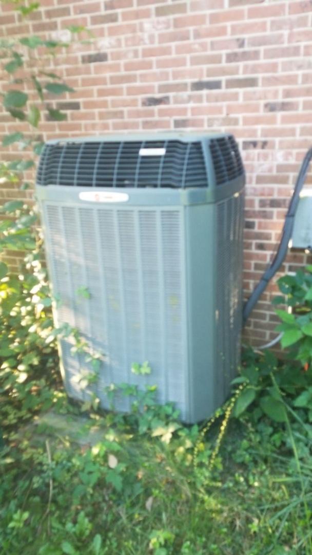 Brookville, OH - Trane Heat pump Tune up