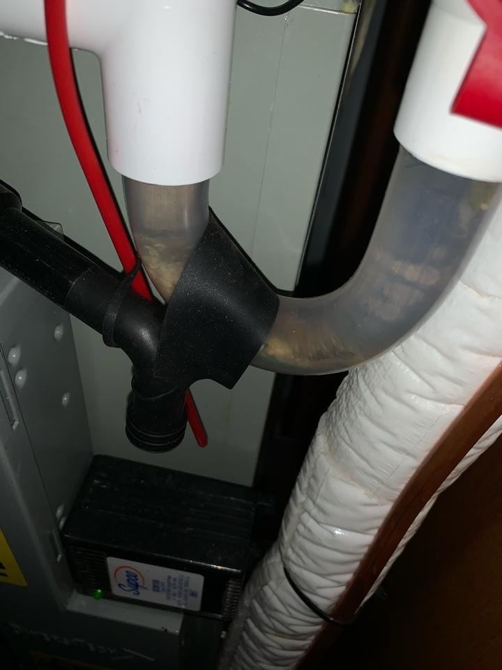 Dayton, OH - Trane heat pump check