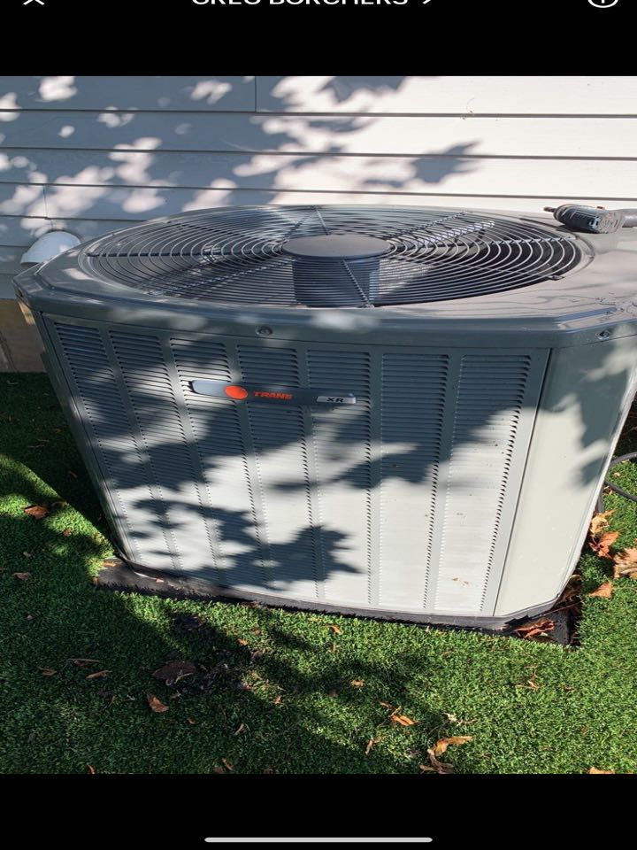 Eaton, OH - Service call and tune up on Trane s9v and xr