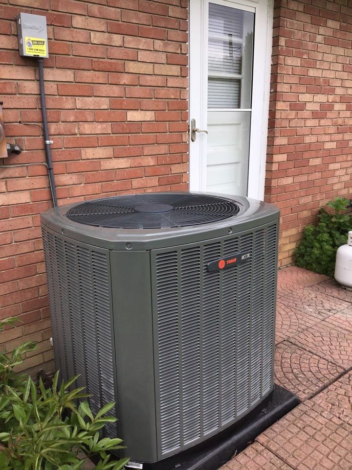 Generator, boiler and central air tune- up