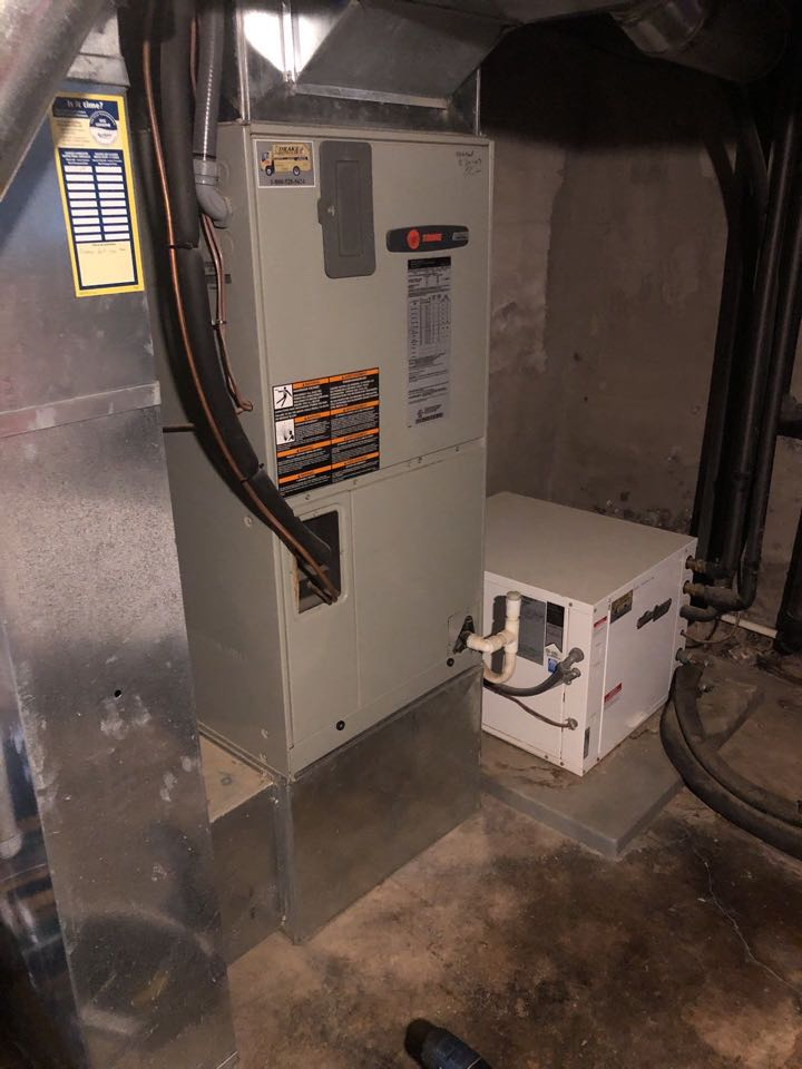 Trane, water furnace, and Lennox systems Fountain of youth.