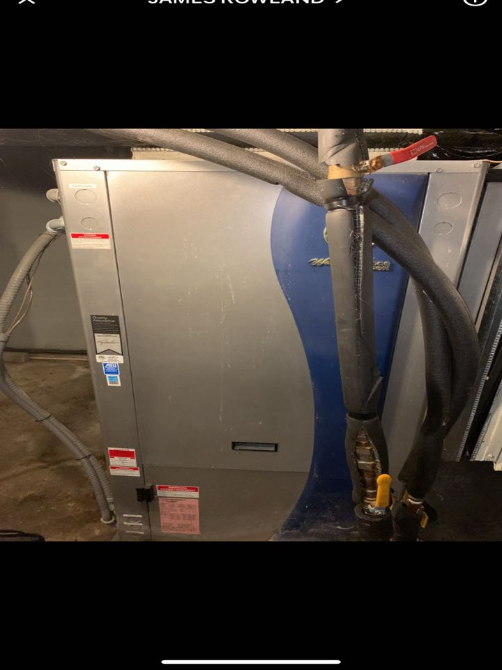 Tune up on water furnace geothermal