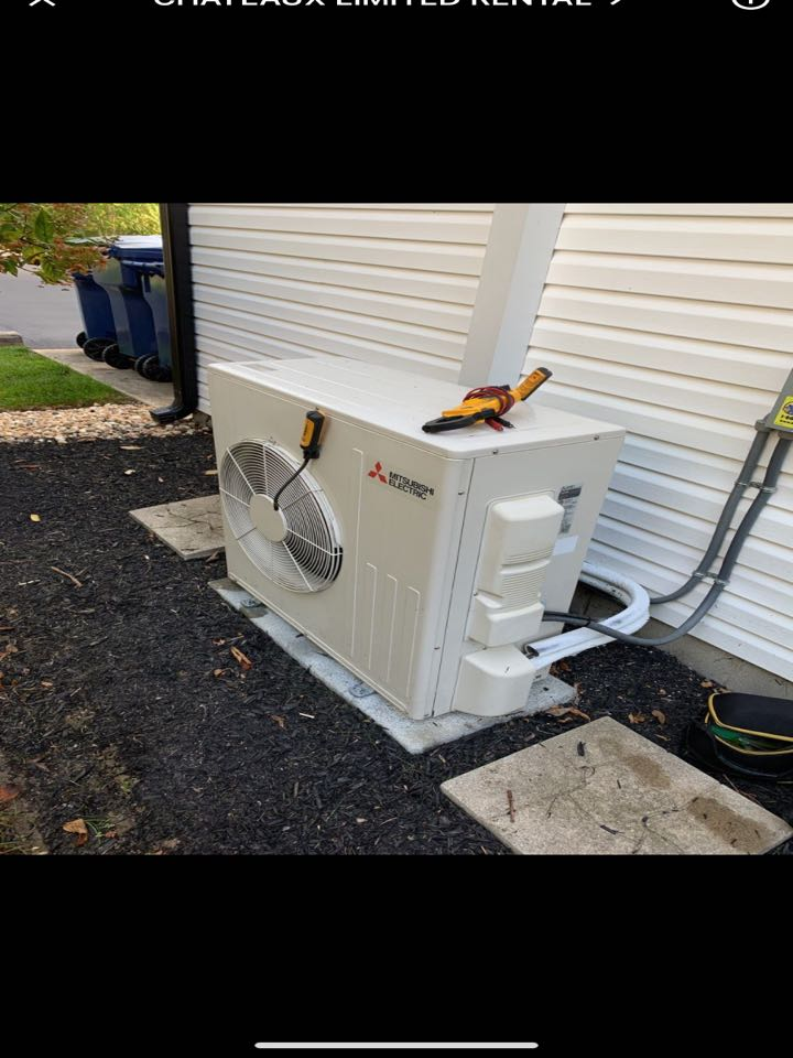 Tune up on mini split and Trane gas furnace and ac