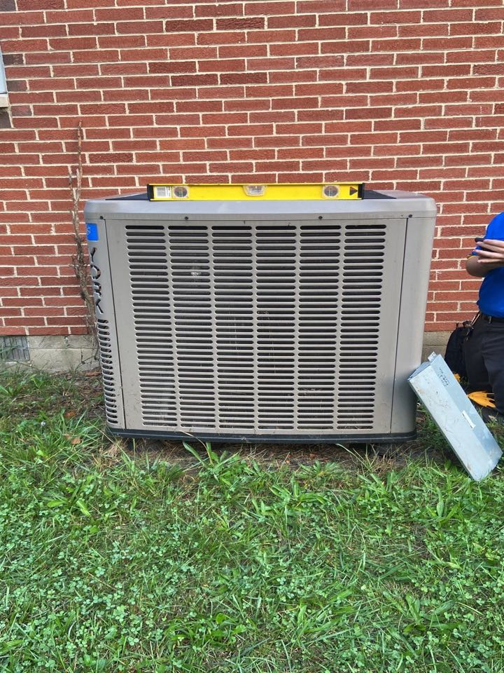 Ac and propane furnace tune up