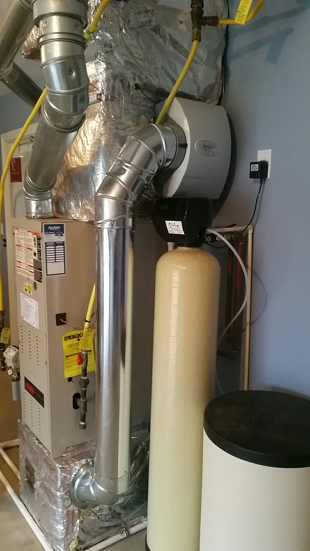 Oxford, OH - Installed Aprilaire humidifier