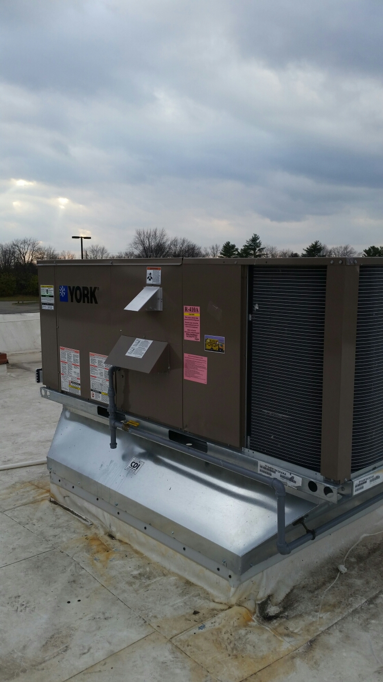 Middletown, OH - Installed new York rtu