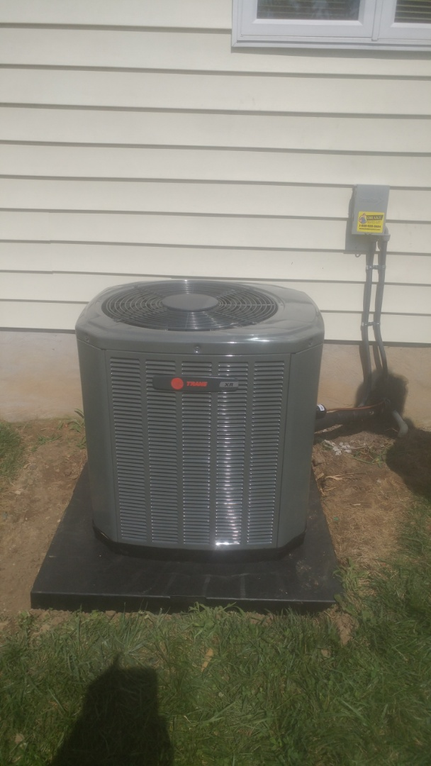 Xenia, OH - 13 seer ac with 80 percent furnace