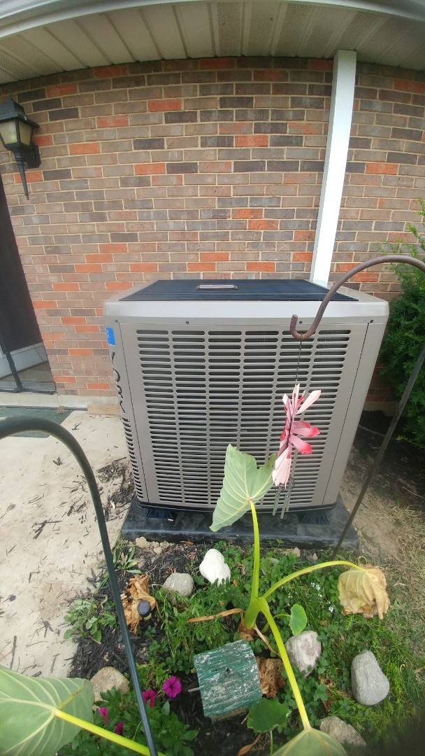 Eldorado, OH - 18 seer hp with vs air handler