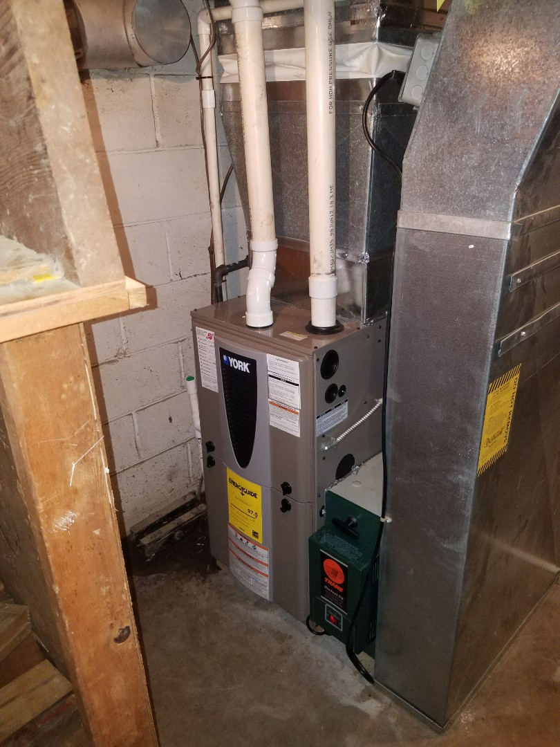 Springfield, OH - Installed new york modulating furnace