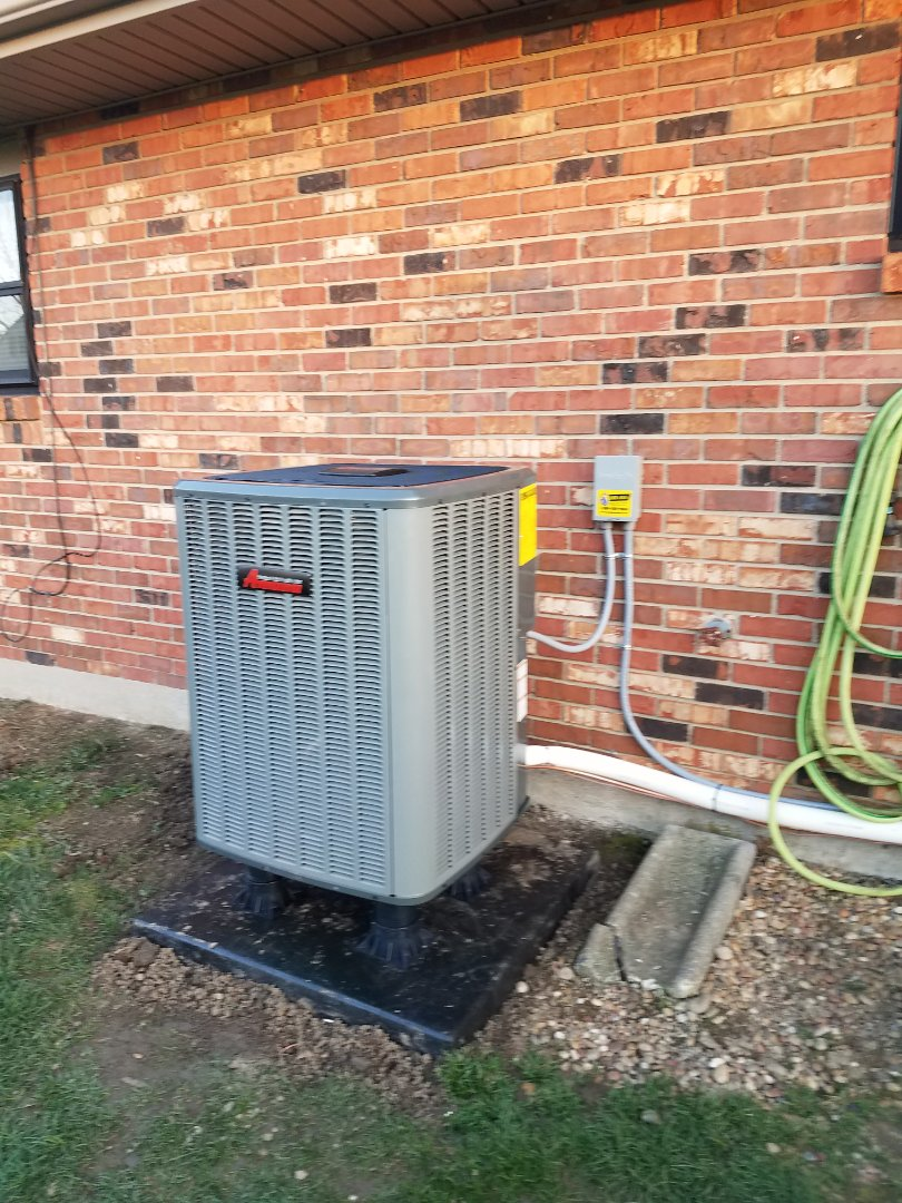 Englewood, OH - 14 seer hp and Air handler