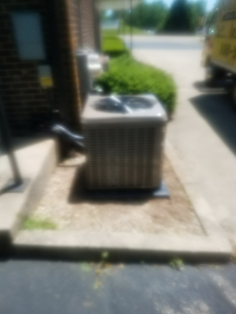 Beavercreek, OH - Installed new york air conditioner