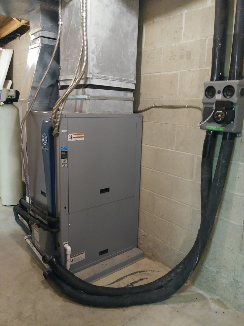 West Alexandria, OH - Install new geothermal system