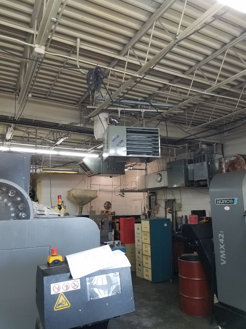Dayton, OH - Complete of 3 hanging heaters