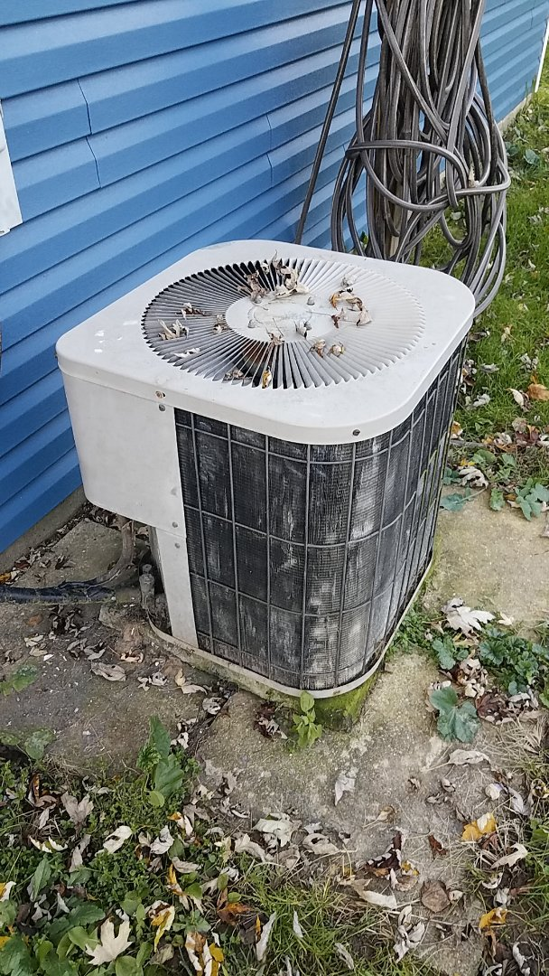 Springfield, OH - Replacing old ac