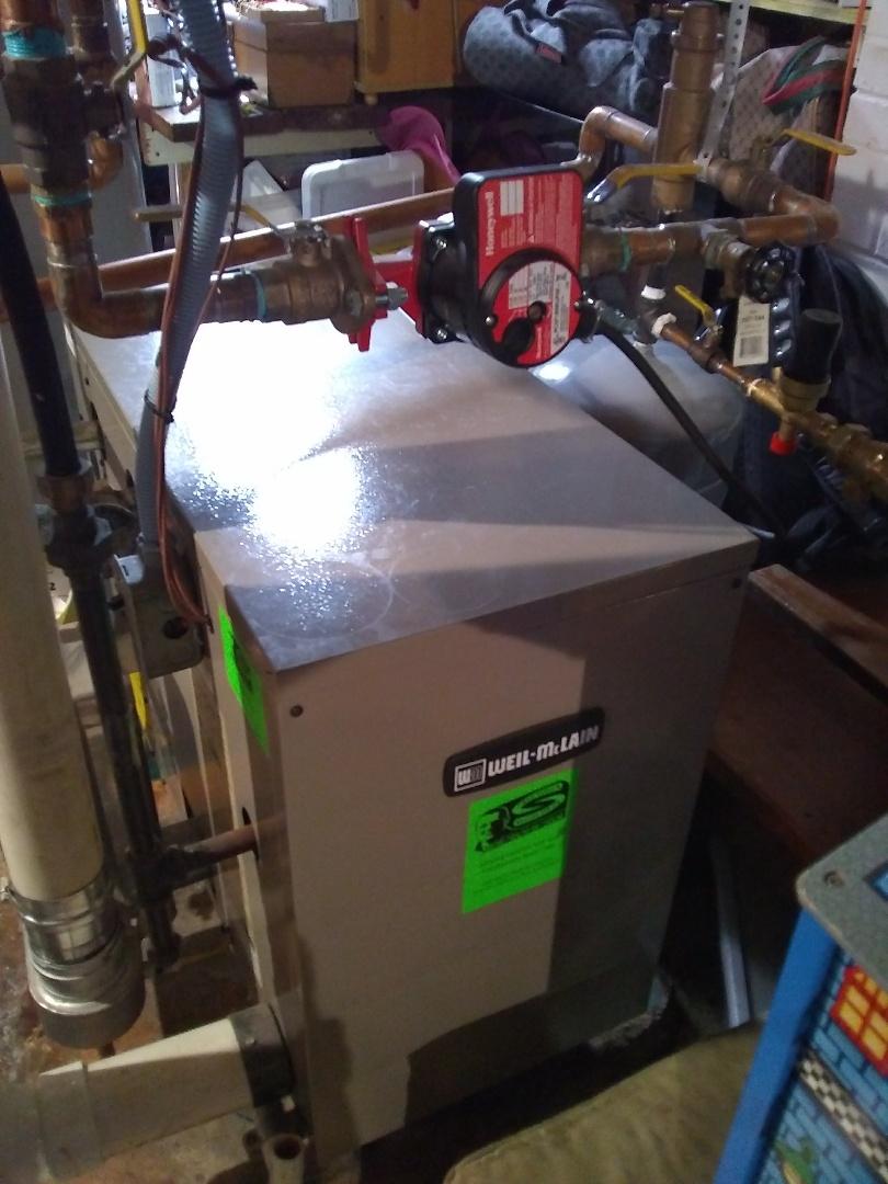 Plymouth, WI - Weil McLain Boiler Repair