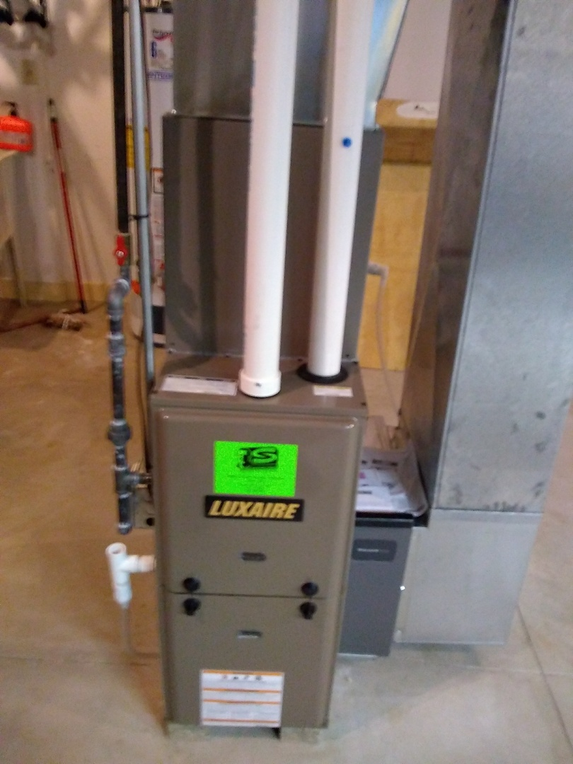 Plymouth, WI - AC and Furnace Installation