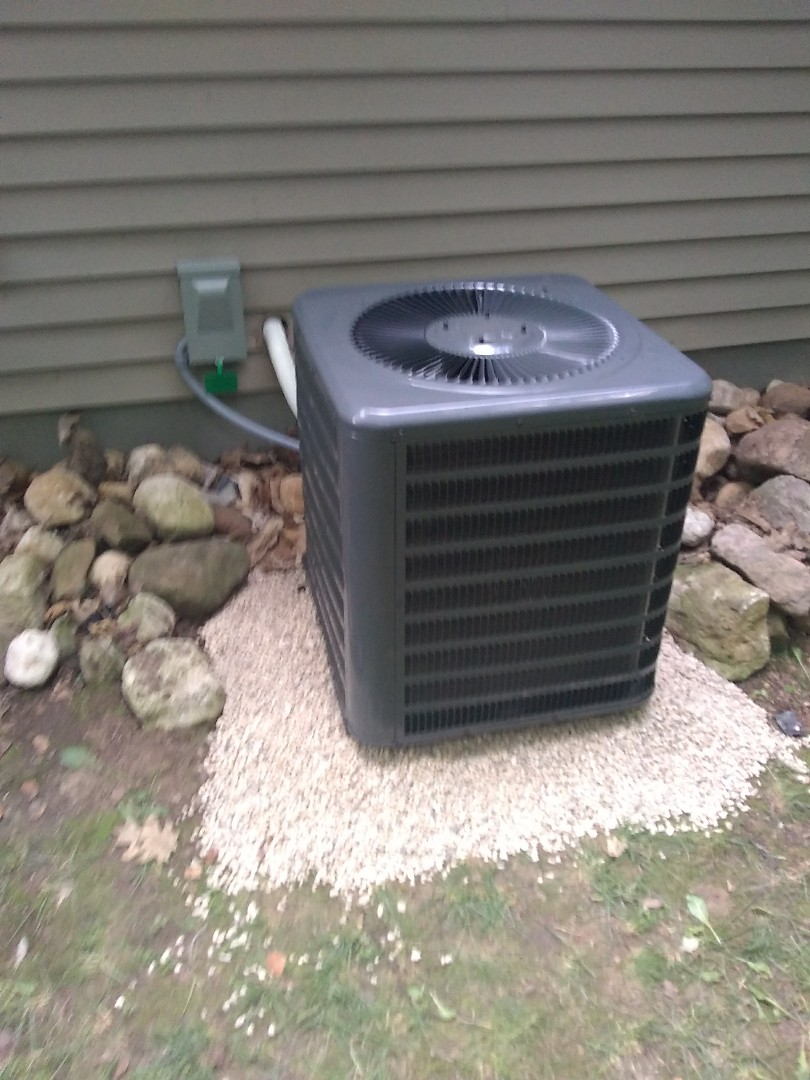 Plymouth, WI - AC Installation