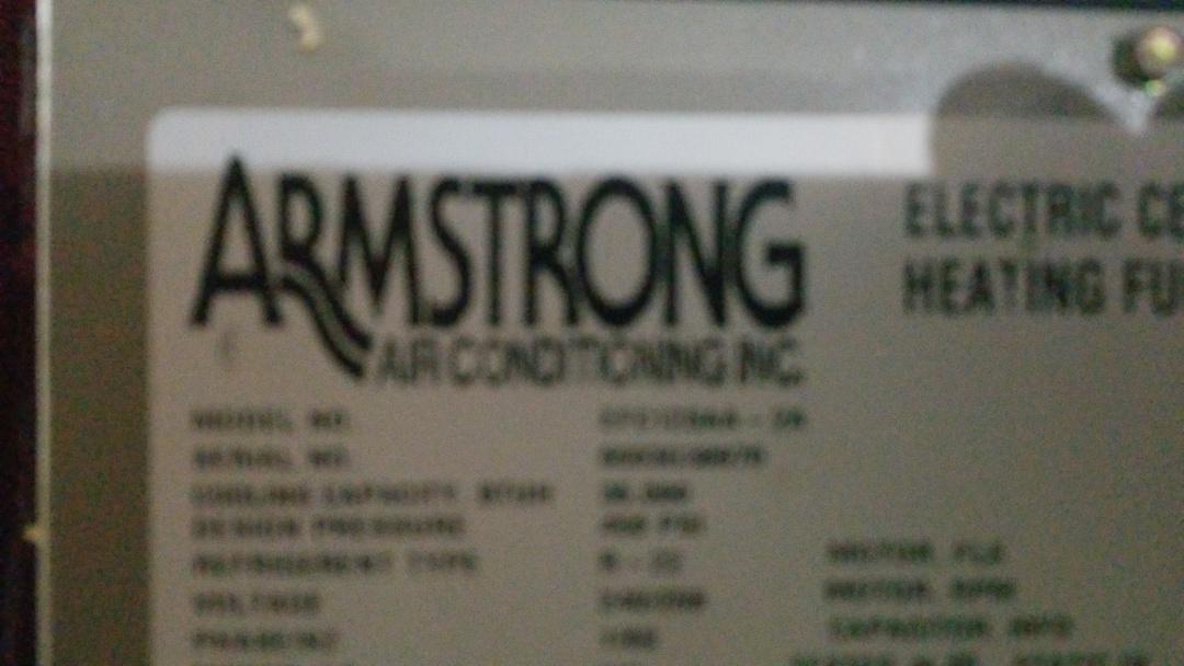 Elkhart Lake, WI - Armstrong ac repair