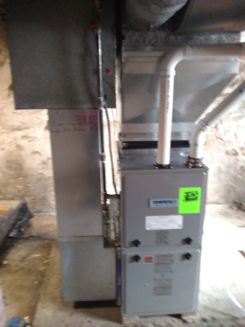 Plymouth, WI - Furnace Installation
