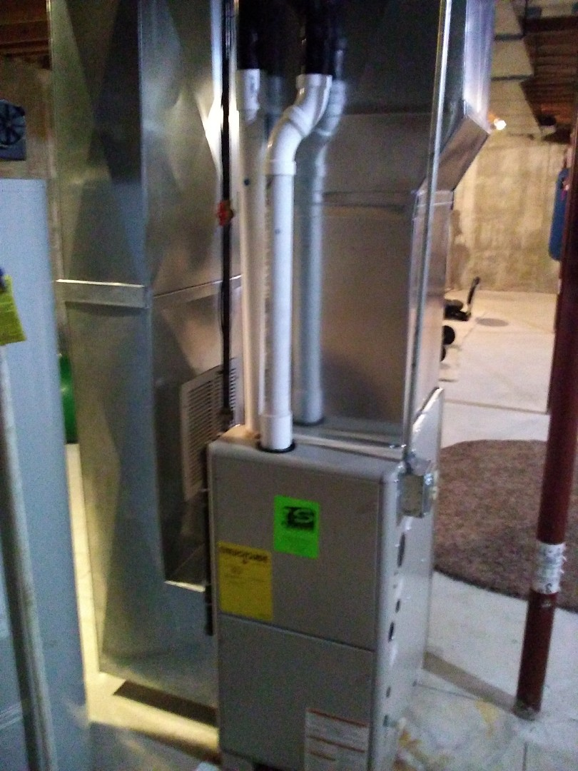 Cleveland, WI - Furnace Installation