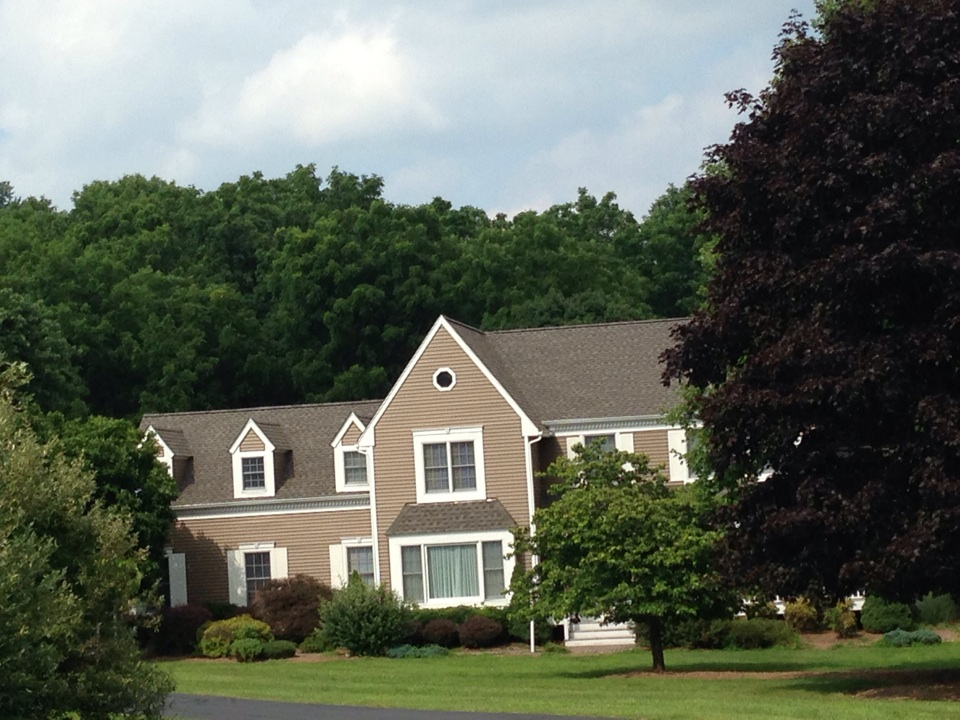 Fredon Township, NJ - GAF Timberline HD weathered wood roof