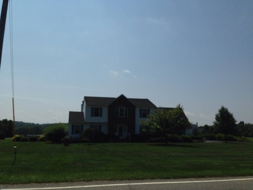 Lafayette Township, NJ - GAF Timberline HD roof with Charcoal shingles