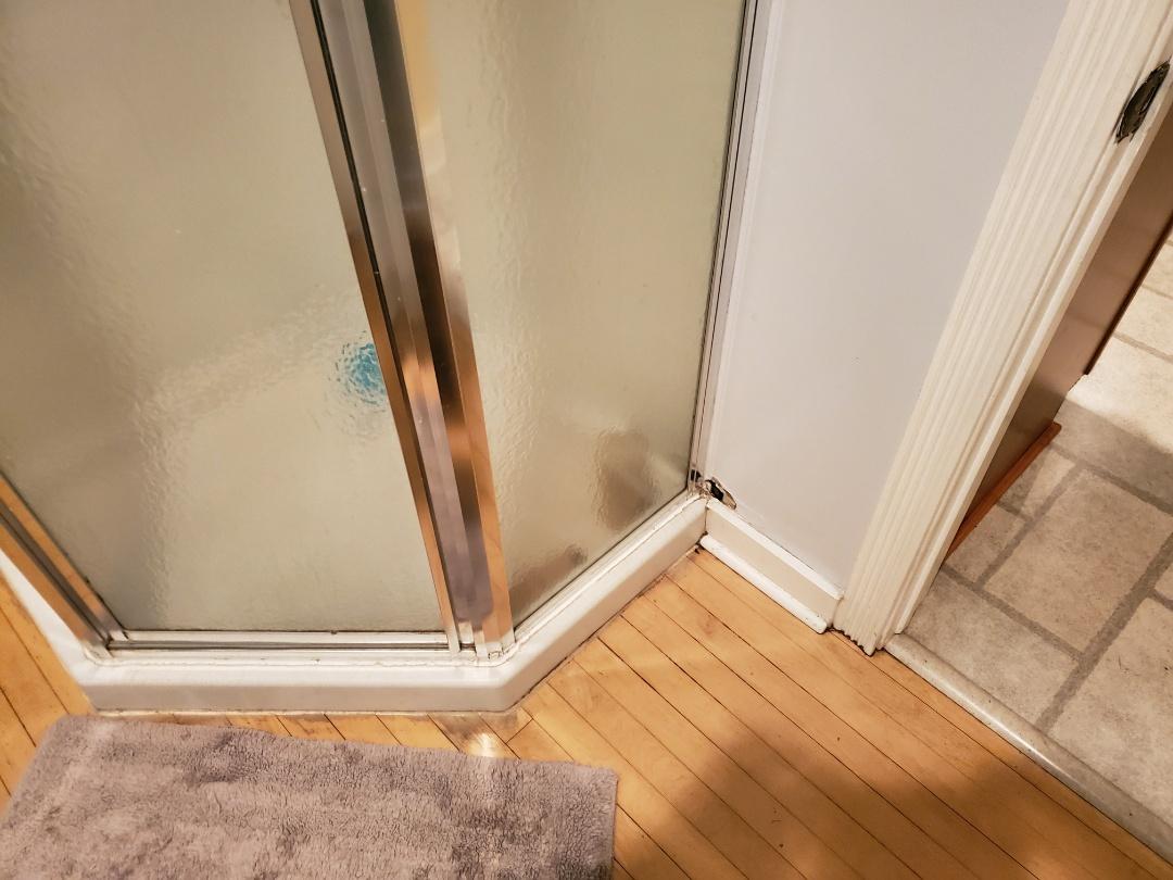 Sheboygan Falls, WI - Shower  replacement leaking