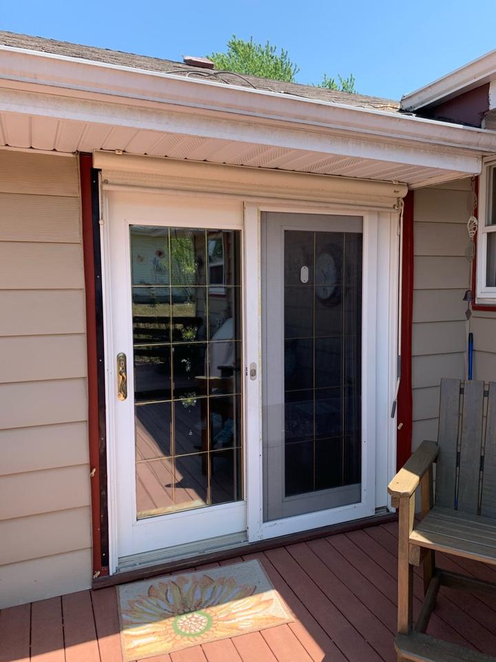 Greenfield, WI - Looking at New Provia endure patio doors!