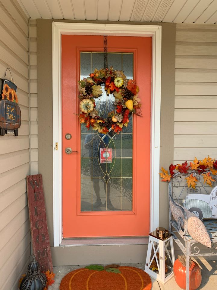 Mount Pleasant, WI - Checking out new Provia Legacy Steel doors in Mt Pleasant!