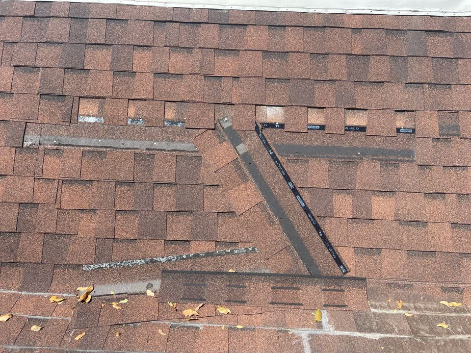 Houston, TX - Do your research on potential contractors. This customer will be replacing her roof after only 6 months. Nothing on roof was installed properly and the company is nowhere to be heard from.
