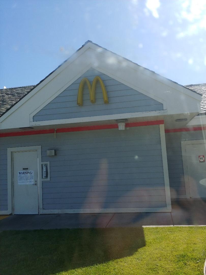 San Rafael, CA - Break time at McDonald's then ready for my next plumbing Call??????????????????????????