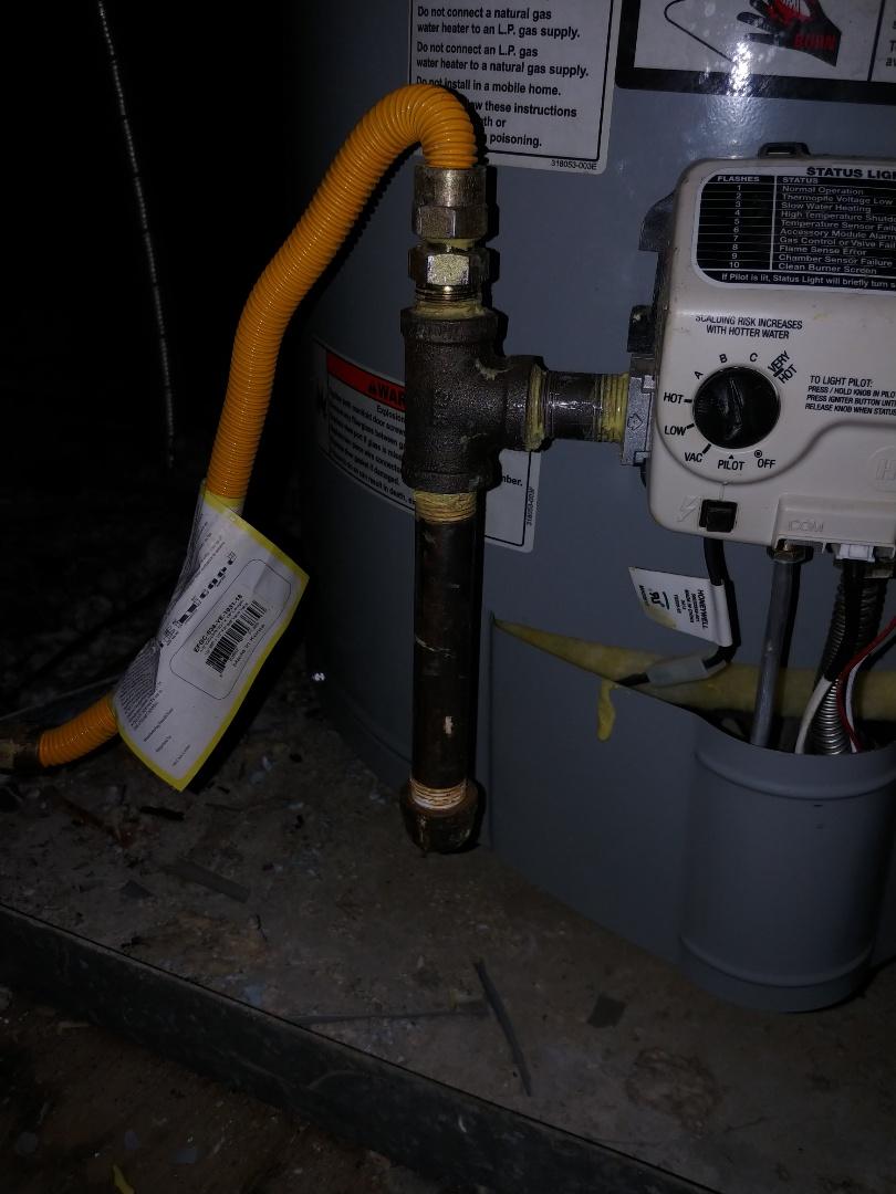 Davis, CA - Gas sediment trap