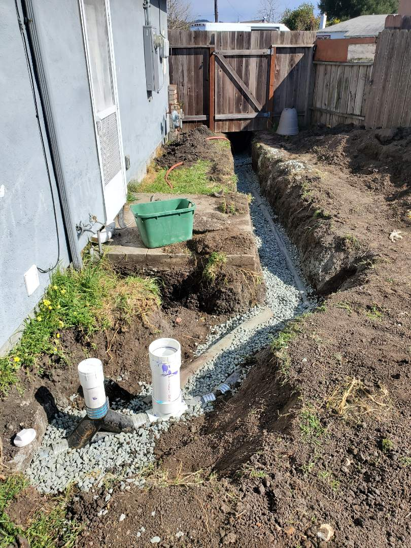 San Pablo, CA - Sewer replacement