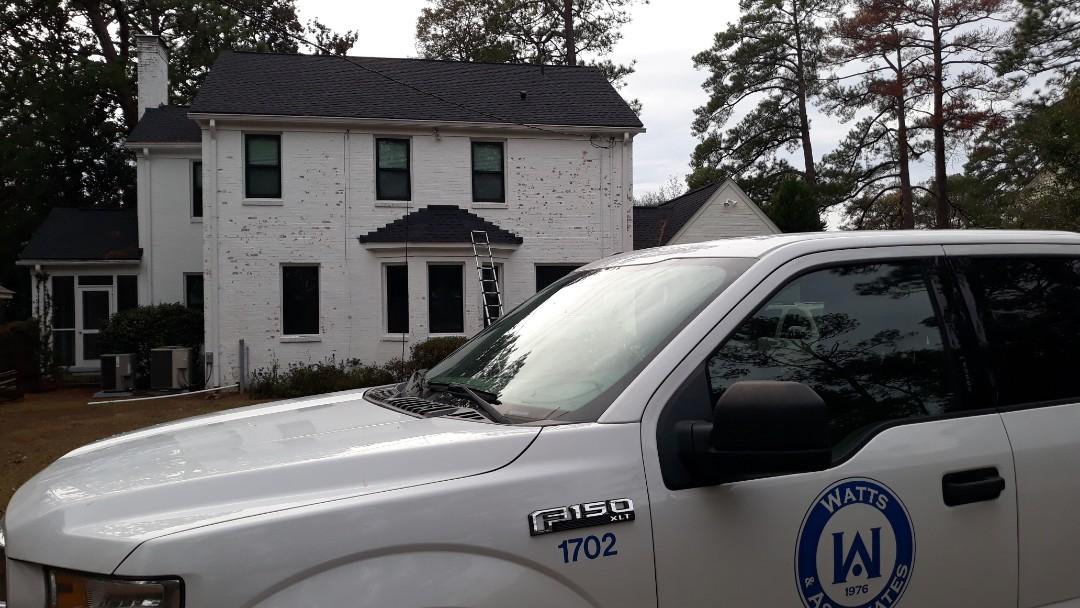 Columbia, SC - Minor repair for existing client. Forest Acres