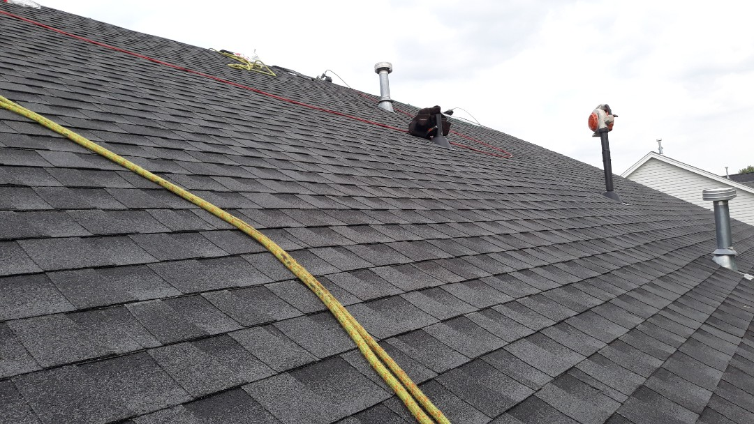 Columbia, SC - New roof inspection
