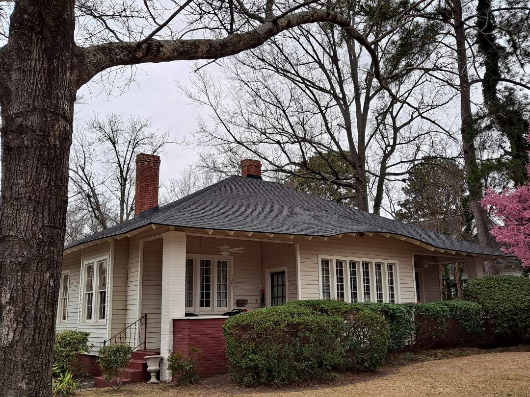 Columbia, SC - New roof follow up.