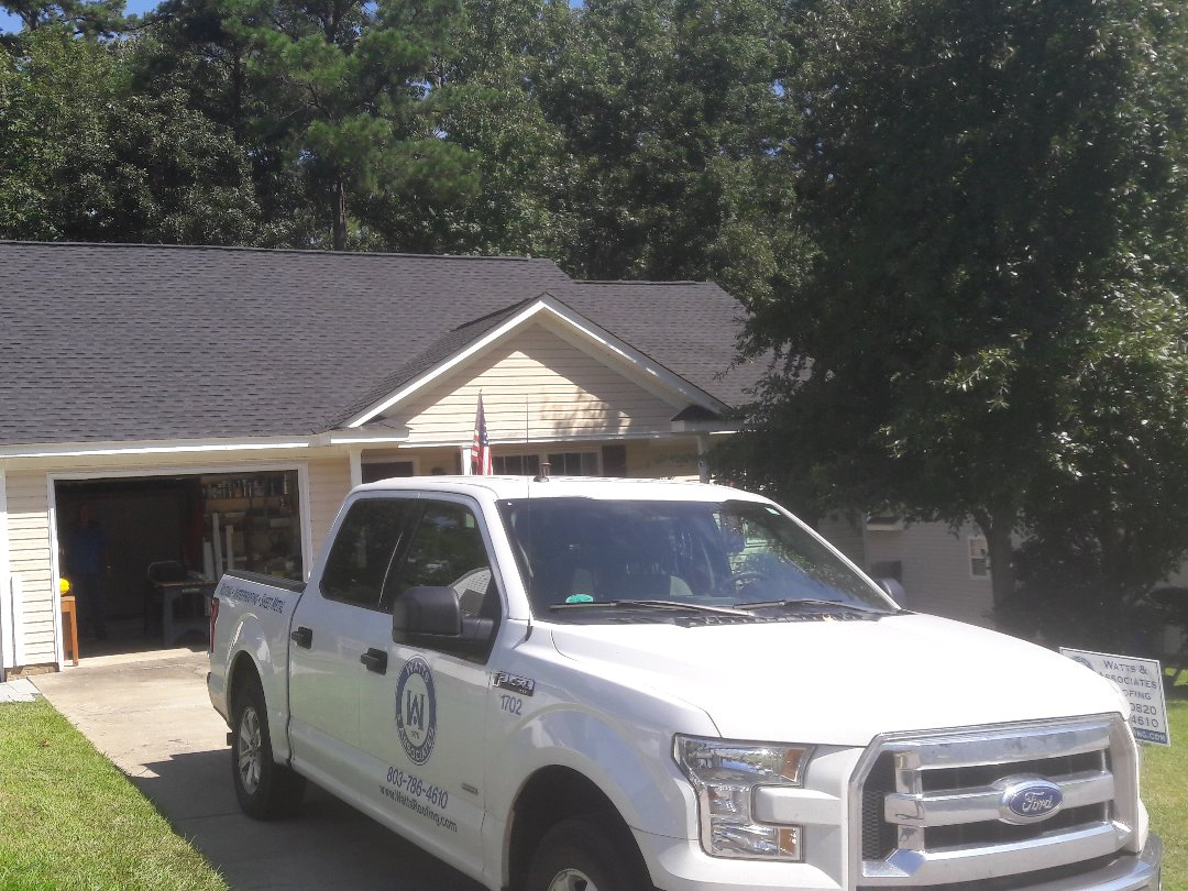 Columbia, SC - Finished up with a new roof in Irmo.