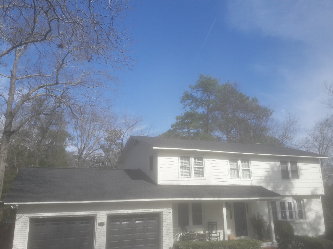 Columbia, SC - Finished new roof in Columbia SC